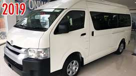 Toyota Hiace 2019 On Easiest Insatallment