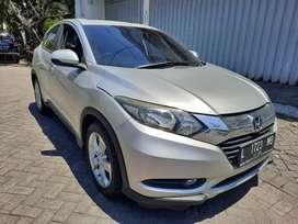 Honda HRV 1.5 E MATIC 2015 SILVER