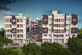 3bhk flat in Shastri Nagar