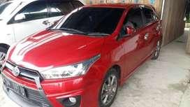 Jual Toyota Yaris TRD Sportivo THN 2015 matic 175 jt