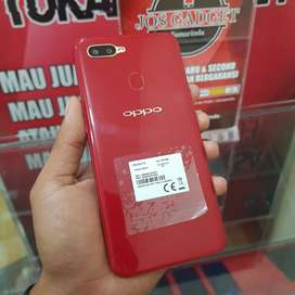 Oppo A5s ram 3/32Gb _ Merah