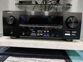 Denon AVR-X2600H av receiver