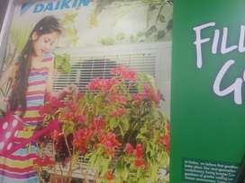 Helpers and technicians needed for daikin air conditioners