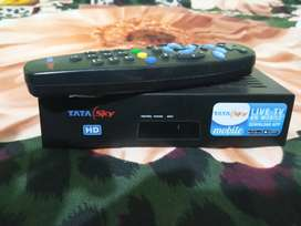 TATASKY HD Set Top Box for sale