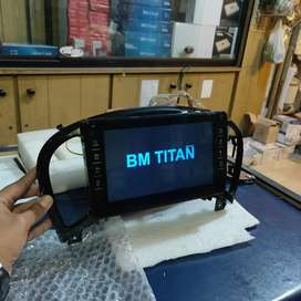 Nissan Juke Android LCD Panel With Voice Command