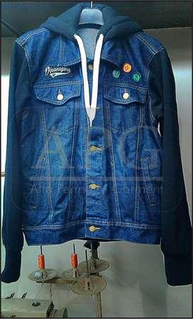 konveksi bandung jaket, kaos, kemeja, tas, topi, celana