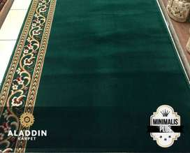 Jual Karpet Masjid Minimalis Plus Terjangkau Free Vacuum Cleaner