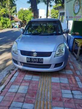 Swift 2008 manual suzuki