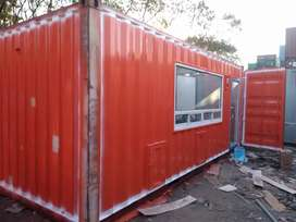 Office container dan dry container