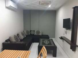 Bahria town Lahore 1 bad flat fully furnished brand new sector C for