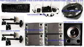 paket sound system untuk kampus