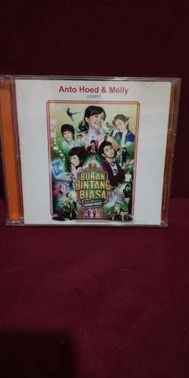 CD ALBUM MUSIC ORIGINAL BBB BUKAN BINTANG BIASA THE SOUNDTRACK