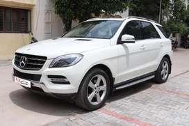 Mercedes-Benz Ml Class, 2012, Diesel