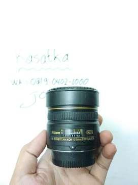 Nikon AF 10.5mm F2.8 FISHEYE