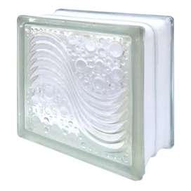Glass glas block blok box roster kaca merk TIDY obral murah 19 x 19 cm
