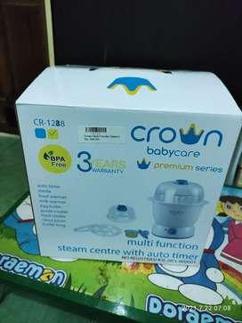 Steril botol susu bayi