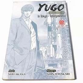 Komik Yugo The Negotiator In Tokyo Tanegashima