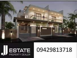 Brand New Booking of Super Luxurious Bunglow in Adipur - J.J.ESTATE