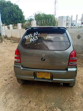 My Alto 1st owner car power ful engine chilled Ac company fitet cng
