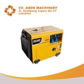 Genset DAIHO DSG-8000 (5500 Watt)