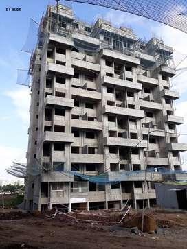 2 BHK ready possession flats near to Talegaon Railway station.