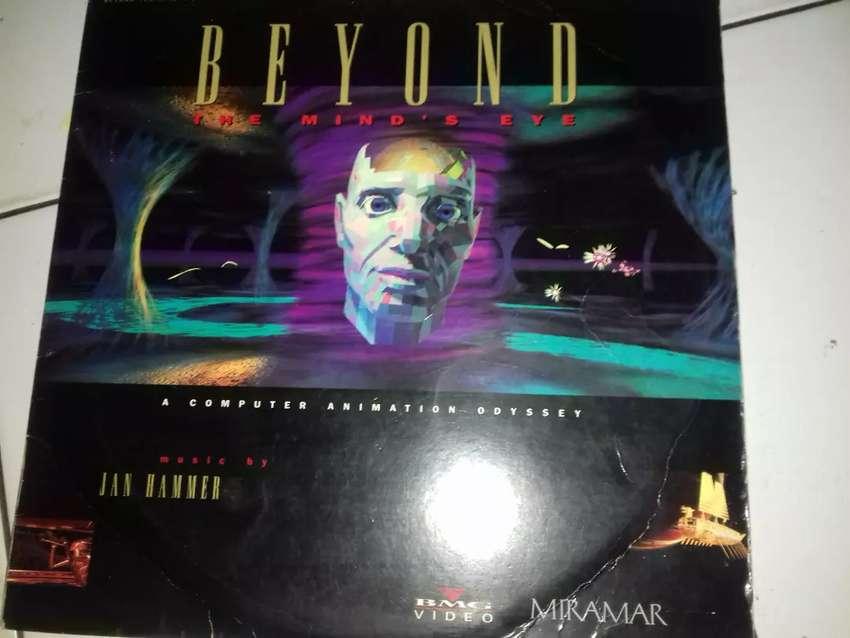 laser disc music beyond the mind's eye 0