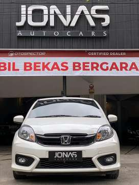 FULL ORI! Honda Brio 2017 E AT |tt jazz 2016 yaris 2013 mazda2 2018 rs