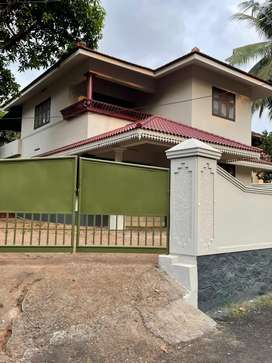 3BHK Independent Home for Rent at Calicut (Methottuthazham)