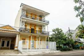 Harapan Kita Residence Rumah Kos Premium Karawaci Tangerang Lengkap BU