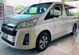 Toyota Hiace - Get on easy installment