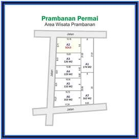 Dekat Prambanan Harga Murah, Site Rapi SHM Pekarangan