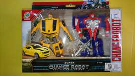Ultimate Autobot series 2 in 1