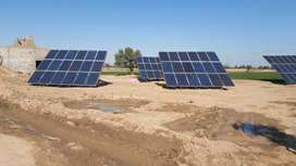 Canadian Solar Irrigation System. 25 HP Solar Tubewell System Price