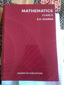 Class 10 RD Sharma