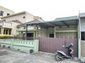 Rumah di jalan asoka dekat ring road