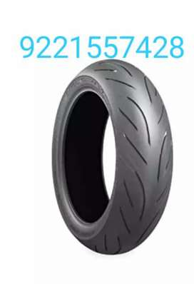 All bike tyres available
