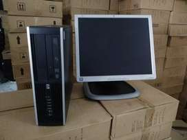 BRANDED HP AMD EQUAL TO CORE i3 4gb ram 500gb hdd 17inc lcd