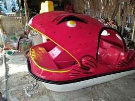 sepeda air kodok,kodok wahana air,pabrik perahu air murah ready