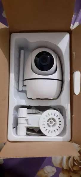 360 degree rotatable smart camera