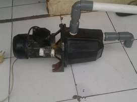 mesin pompa air simizu semi jetpump