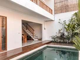 Disewakan villa baru di pererenan canggu