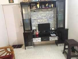 Semi furnished flat,near IBM nd SP infocity,BhekaraiNagar