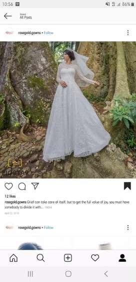 Asisten Penjahit untuk bridal