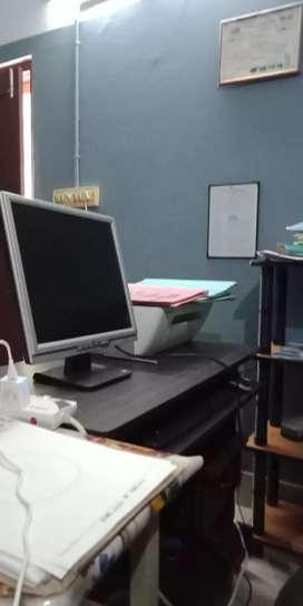 Need female office staff
