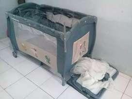 Box Bayi / Baby Box/  Tempat Tidur Bayi Baby Does