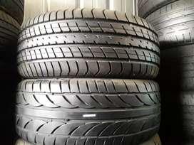 Ban 215/55R16 Achilles & Dunlop harga 750rb aja untuk 2pc