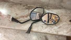 Dio bike mirror