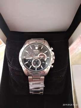 Seiko Men's chronograph watch