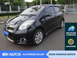 [OLXAutos] Toyota Yaris 2012 S 1.5 Limited Bensin A/T Hitam #SHM
