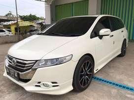 Honda Odyssey RB3 AT 2012 Tipe Tertinggi Barang Orisinel Sangat Mewah